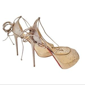 Christian Louboutin Maia Labella Pumps Size 37.5